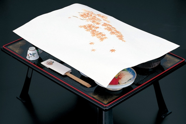 抗菌お料理膳掛紙 小